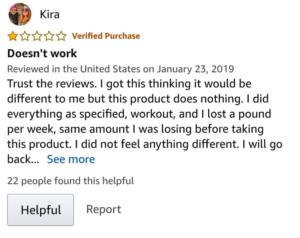 Slimvance Bad Review 1