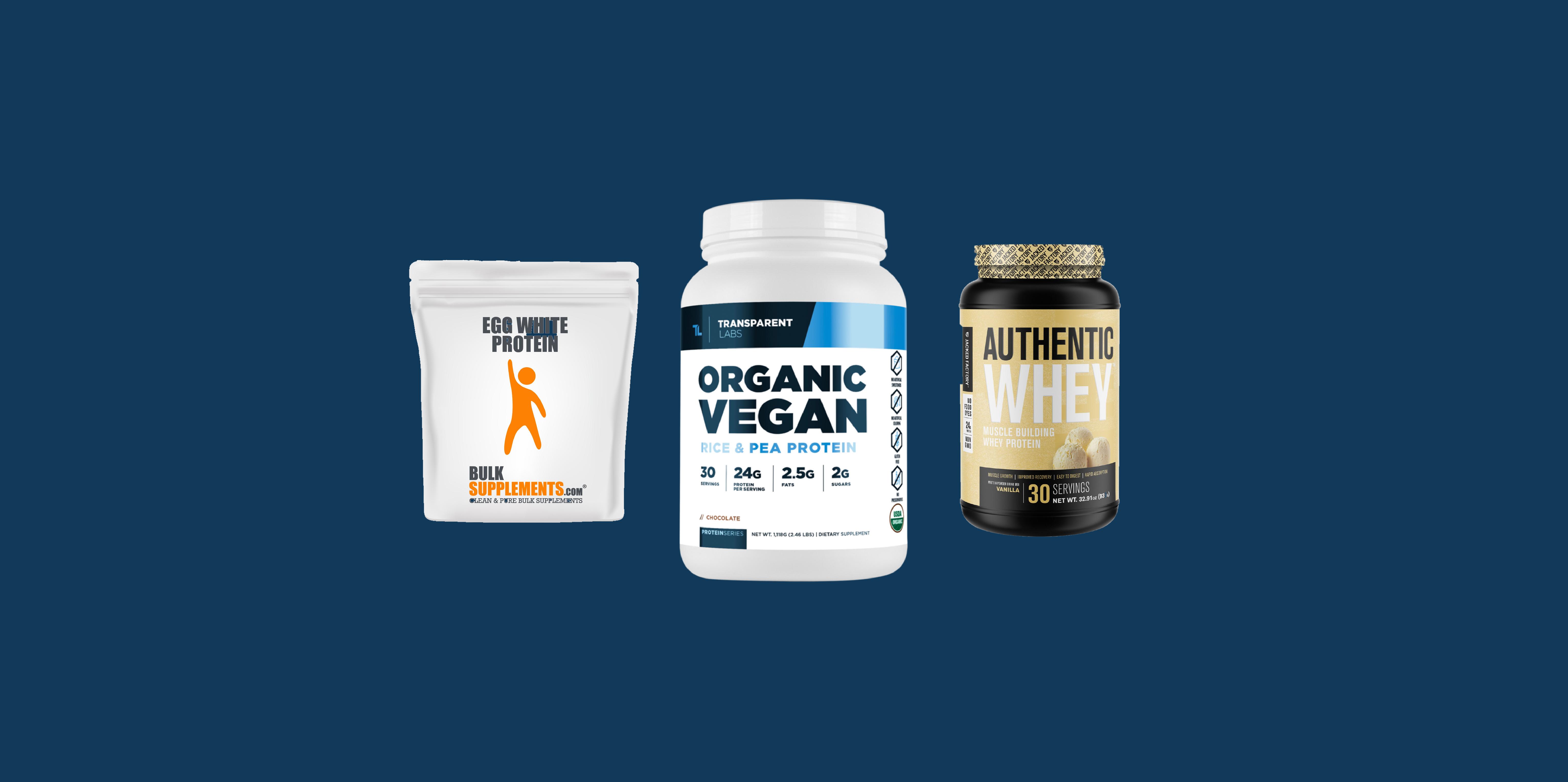 Best Soy Free Protein Powder