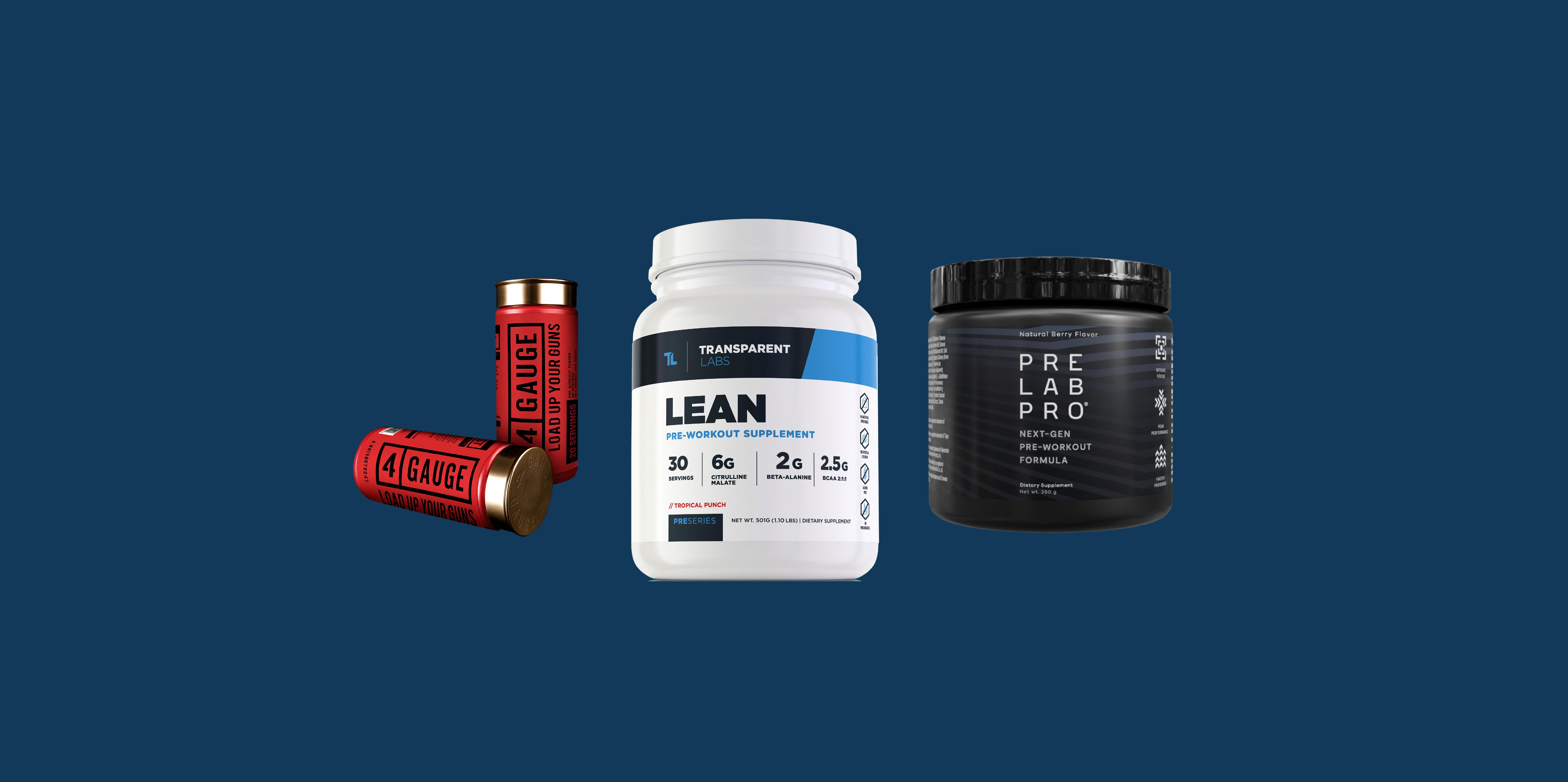 Best Tasting Pre-Workout Supplements