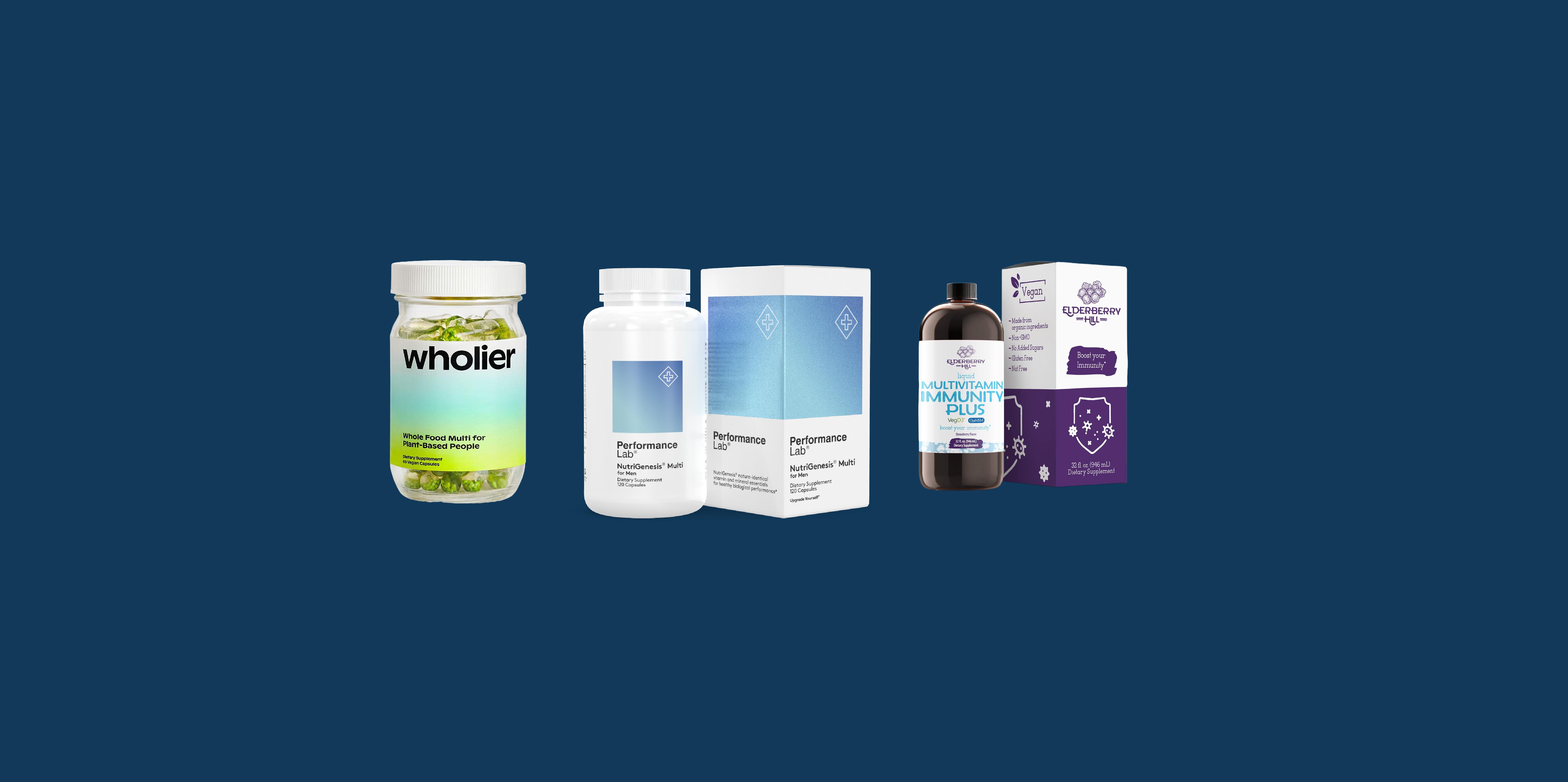 Best Vegan Multivitamin Supplements